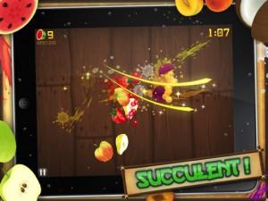 Update: Fruit Ninja HD krijgt nieuwe zwaarden en achievements