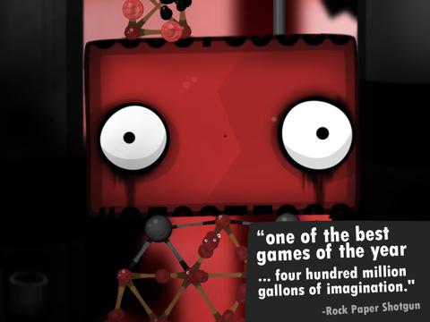 World of Goo for iPad eindelijk beschikbaar