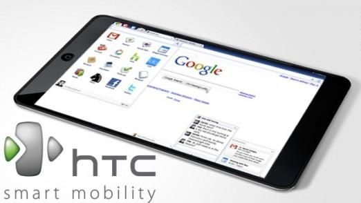 Rumor: HTC komt met eigen tablet: HTC Scribe