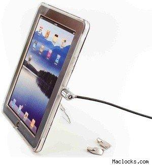 iPadLock beschermt je iPad tegen diefstal