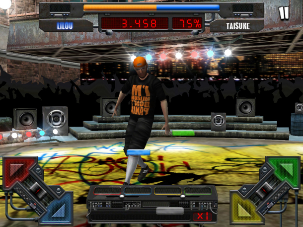 Red Bull BC One: Breakdance for iPad