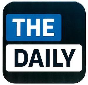 The Daily komt in Juni 2011 naar Europa