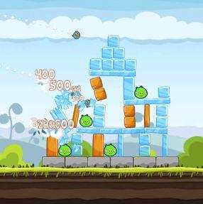 Gratis: De nieuwste Angry Birds HD