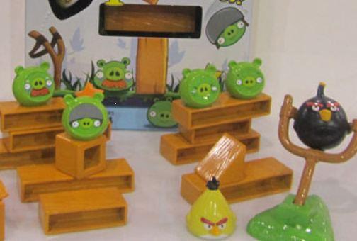 Angry Birds het bordspel