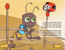 Belgische Mier verovert kinderharten wereldwijd