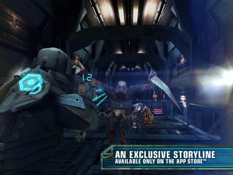 Dead Space HD voor iPad nu beschikbaar