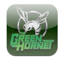 Green Hornet Strips voor iPad