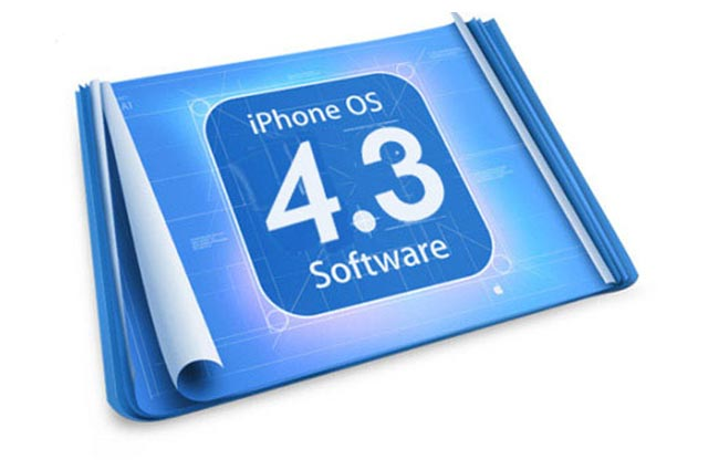 Apple lanceert iOS 4.3 Beta 2: geen multi touch meer