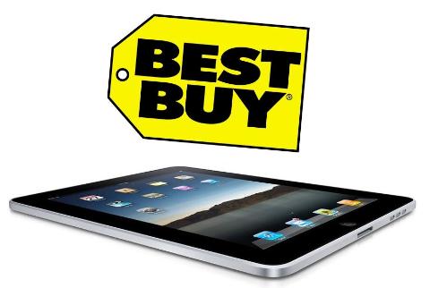 Drie nieuwe iPads verschijnen in de database van Best Buy