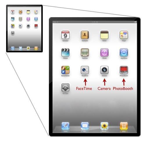 iPad 2 krijgt inderdaad camera
