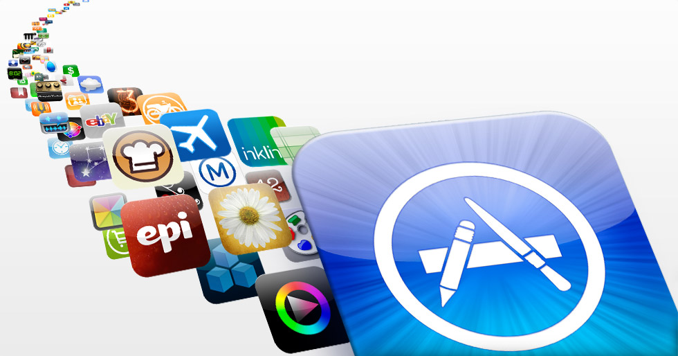 Apple's App Store haalt 10 miljard downloads