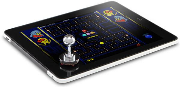 ThinkGeek komt ook met iPad joystick