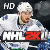 IJshockey op je iPad met NHL 2K11