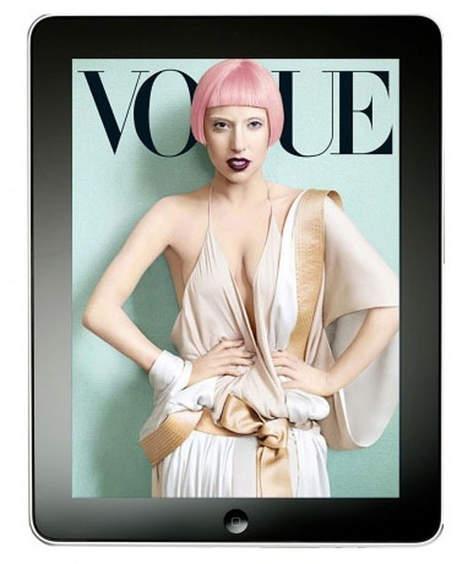 Vogue for iPad nu beschikbaar