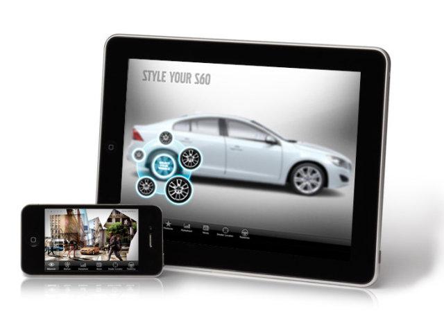 Volvo komt met iPad app voor S60 [UPDATE]