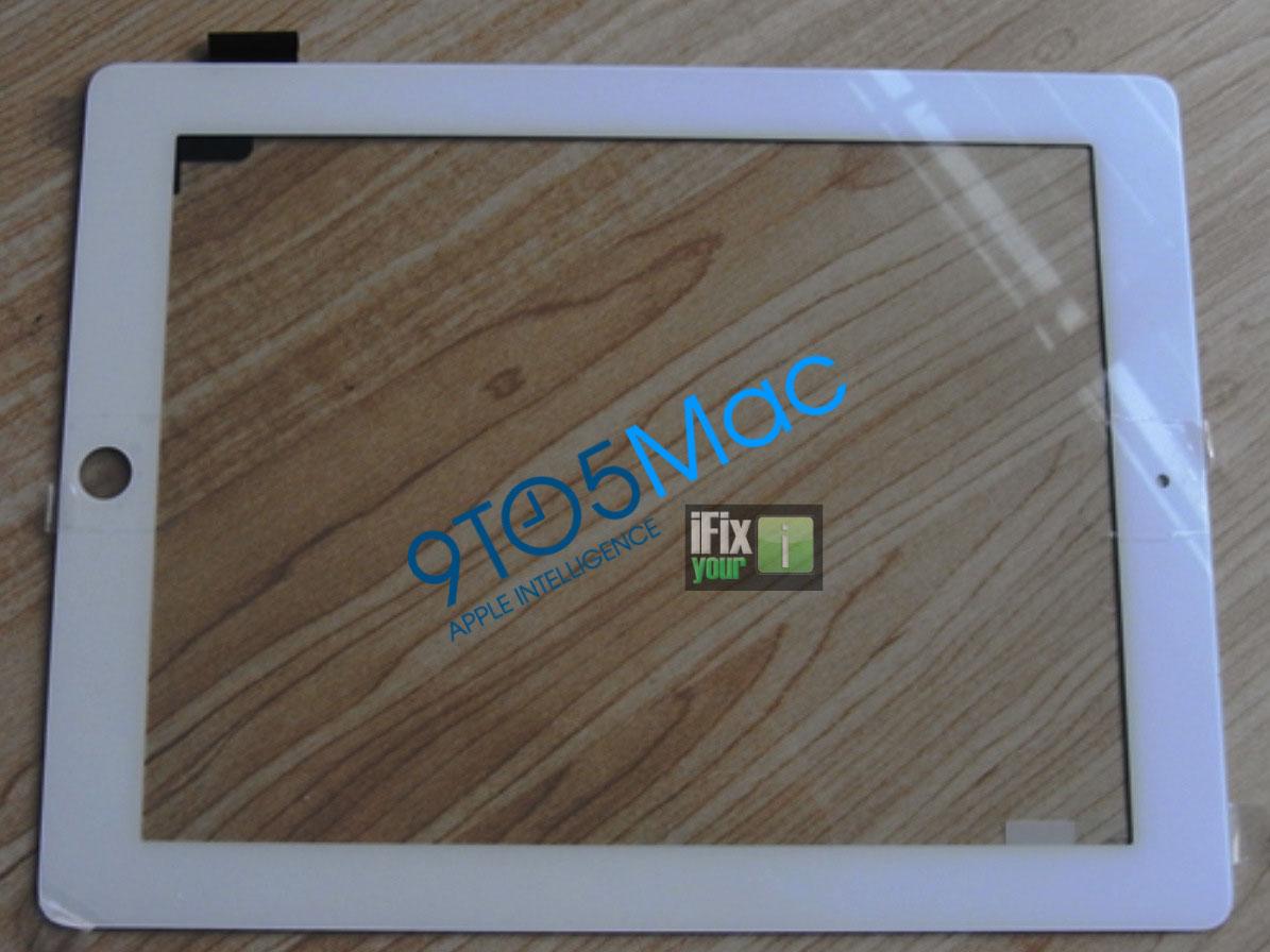Rumor: iPad 2 verkrijgbaar in Zwart en Wit?