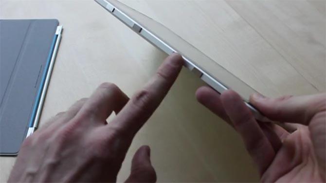 Smart Cover met trucje ook te gebruiken op iPad 1