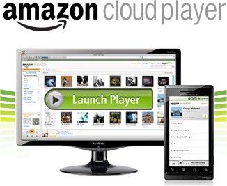 Amazon eerste met streaming music: Amazon Cloud