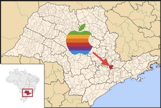 Rumor: Foxconn opent fabriek in Brazilië