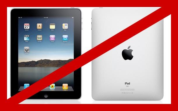 Apple stopt online verkoop iPad 1 in Nederland [UPDATE]