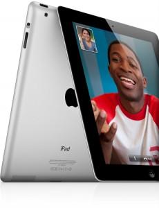 iPad 2 scherm veel sterker dan iPad 1