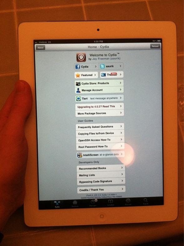 Hacker Comex: Jailbreak voor iPad 2 tóch mogelijk