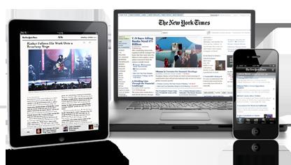 New York Times maakt content betaald per 28 maart
