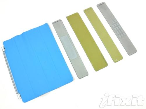 iPad 2 bevat met Smart Cover 31 magneten