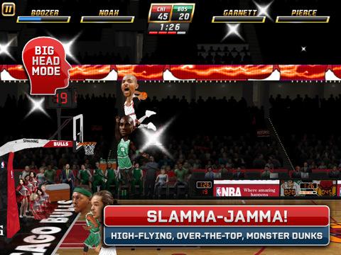 BOOMSHAKALAKA met NBA JAM for iPad
