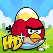 Angry Birds Seasons HD krijgt ook Mighty Eagle