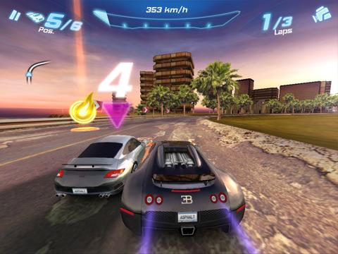 Update: Asphalt 6 Adrenaline HD krijgt iPad 2 makeover