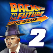 Back to the Future Episode 2 HD in App Store verschenen