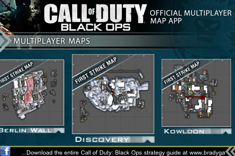 Call of Duty: Black Ops voor iPad [GUIDE]