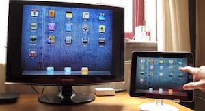 Video Mirroring ook werkend op iPad 1 [JAILBREAK]