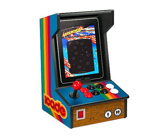 Binnenkort: iCade Arcade kastje voor je iPad
