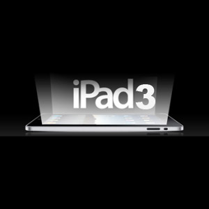 Rumor: iPad 3 krijgt 3D scherm