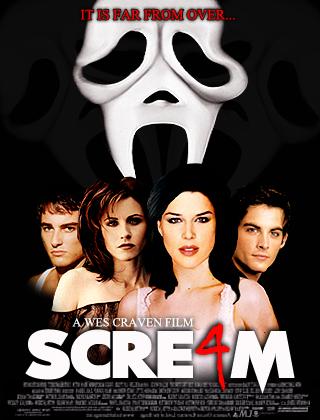 Scream 4 binnenkort ook als iPad game