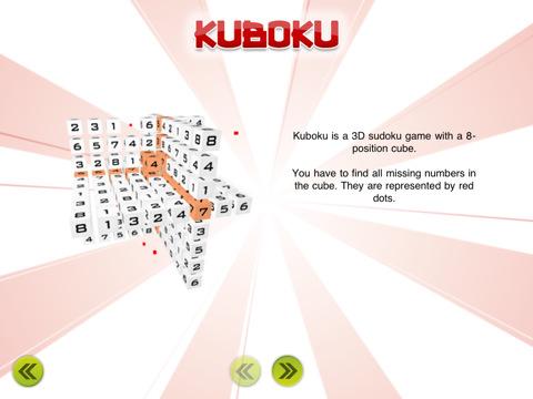 AppEvent: Kuboku 3D Sudoku vandaag Gratis