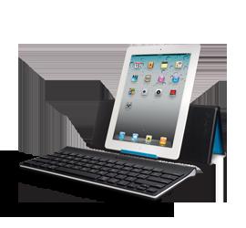 Logitech komt met meer iPad producten