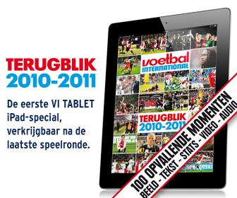 VI komt met Eredivisie Special 2010-2011 voor iPad
