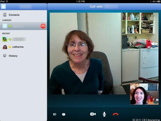 Cnet: Skype for iPad over 2 dagen beschikbaar