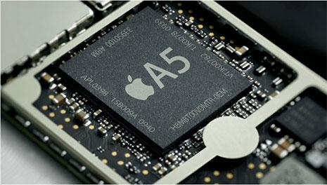 Rumor: Apple gaat A6 processor bij TSMC maken