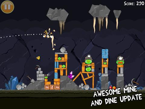 Angry Birds HD krijgt geheel nieuwe episode [UPDATE]