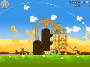 Update voor Angry Birds HD brengt extra levels en prijsdaling