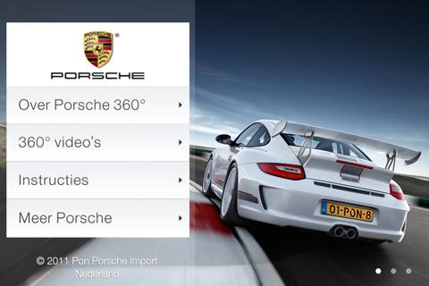Porsche 360 eindelijk in App Store [Gratis]