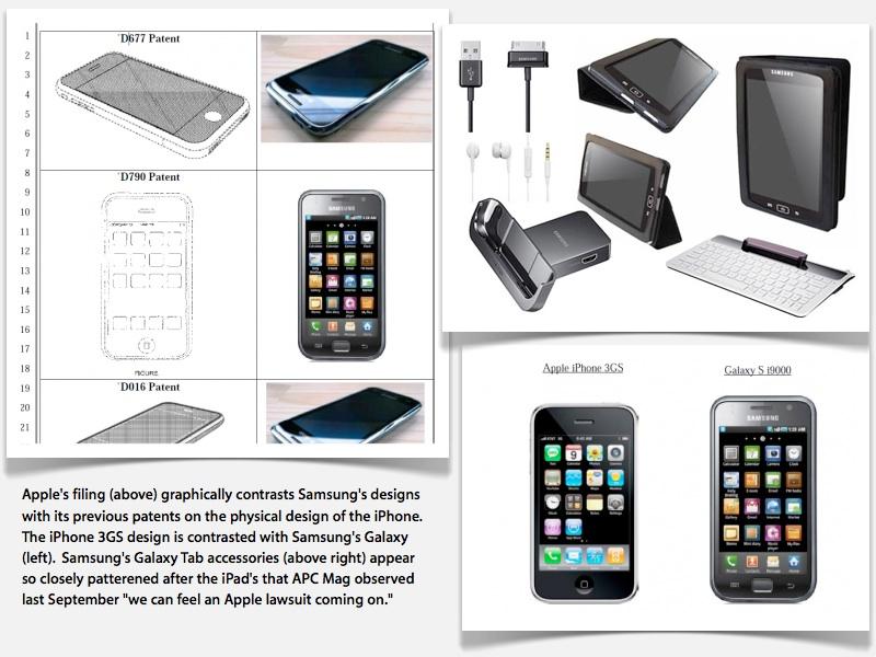 Samsung en Apple gaan om tafel over patentruzies