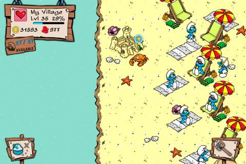 Smurfen krijgen stranduitbreiding én Klungelsmurf