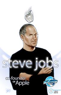Binnenkort: Steve Jobs als stripfiguur