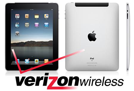 Apple haalt partij Verizon iPads terug