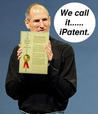 Apple patenteert stylus die werkt op elk oppervlak